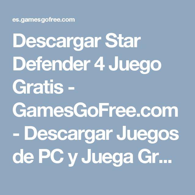 Descargar Star Defender 4 Juego Gratis - GamesGoFree.com - Descargar Juegos de PC y Juega Gratis.