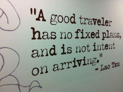 Are you a good traveler?