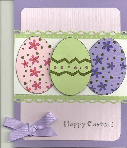 Happy Easter...by barbaradwyer82 - Cards and Paper Crafts at Splitcoaststampers