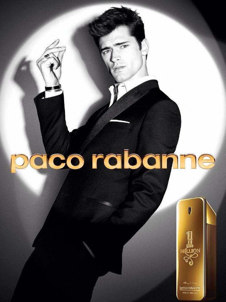 Sean OPry Fronts Paco Rabanne 1 Million Fragrance Campaign