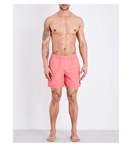 STONE ISLAND Brushed Nylon Swim Shorts. #stoneisland #cloth #swimwear