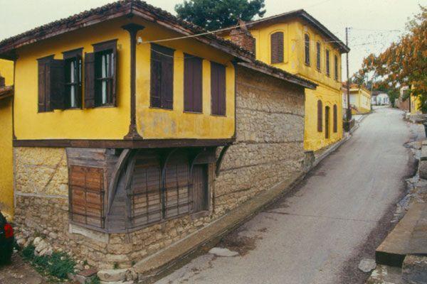 """Soufli (""""town of Silk""""), Greece"""
