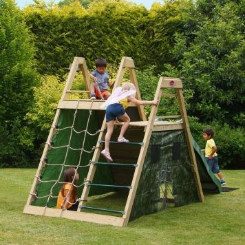 Plum Climbing Pyramid Play Centre | AllRoundFun.co.uk