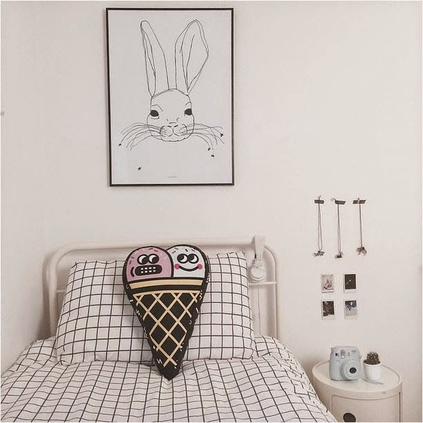 via the boo and the boy: kids' rooms on instagram