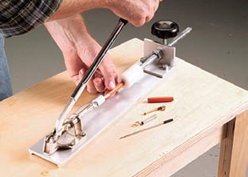Specialized Wood Pen Turning, Clamping and Wood Finishing Products. Rockler.com