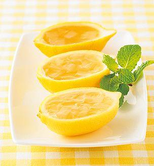 レモンとはちみつのゼリー | coopステーション