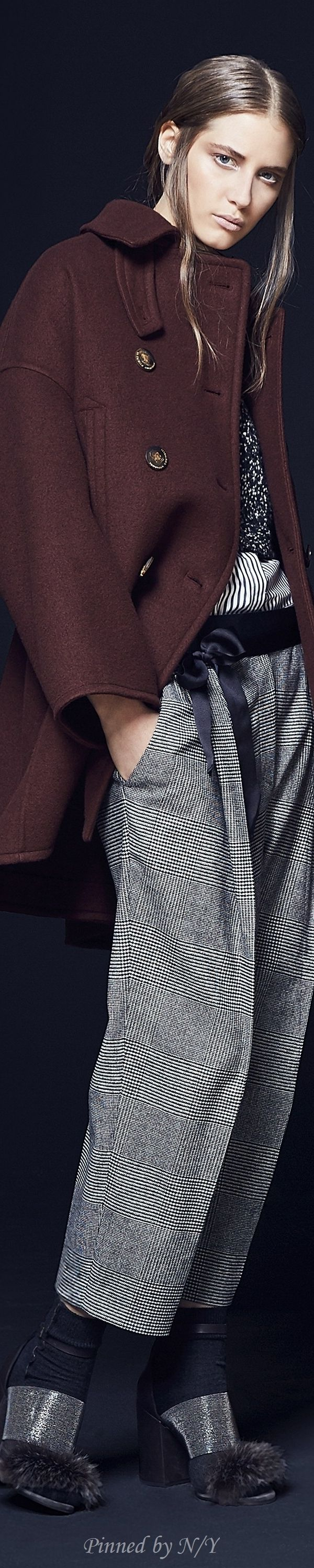 Brunello Cucinelli Fall/2016 RTW