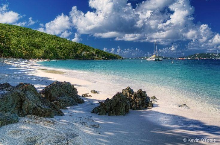Made in the Shade, Honeymoon Beach, St. John, USVI