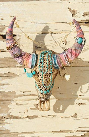 Desert Song Accessories: Turquoise & Vintage Gold