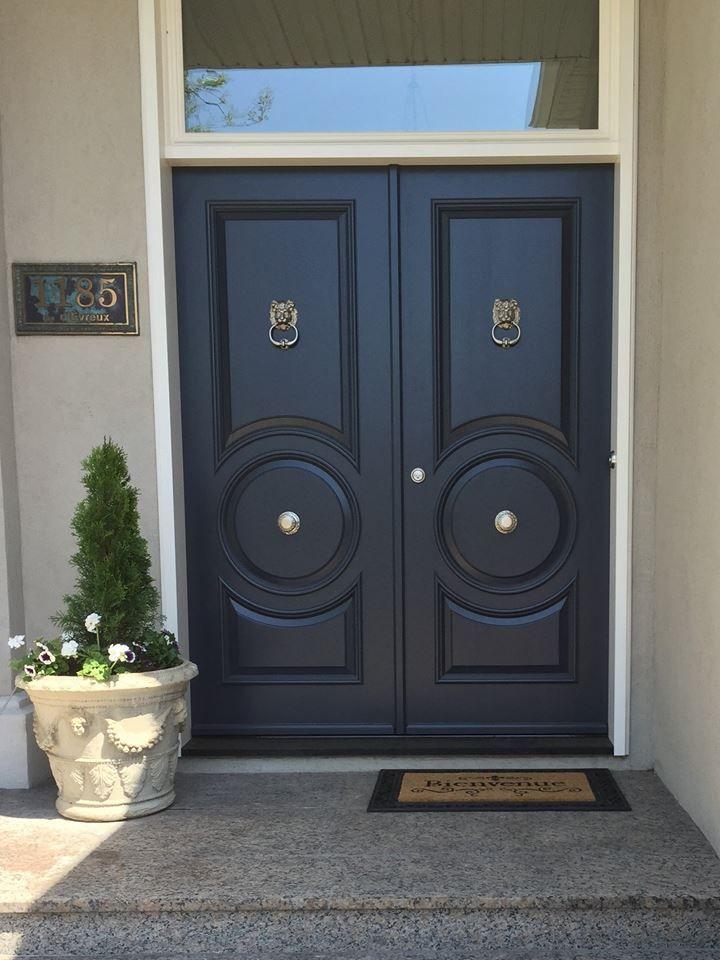 Exterior wooden doors - Visitez portesbourassa.com pour plus d'information sur nos produits et services.