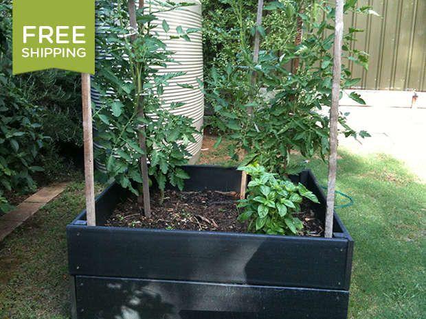 LivingSocial Shop: raised garden kit | Top-Cat | Pinterest