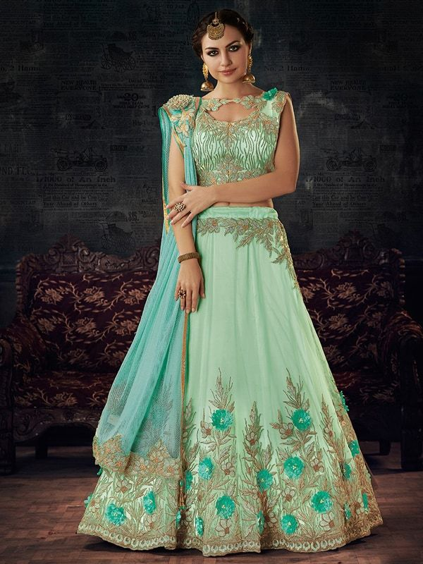 87314a6d1c Lehenga Choli Online USA, UK, Australia, Canada available in Plus Sizes |  lehngas | Lehenga, Party wear lehenga, Lehenga choli