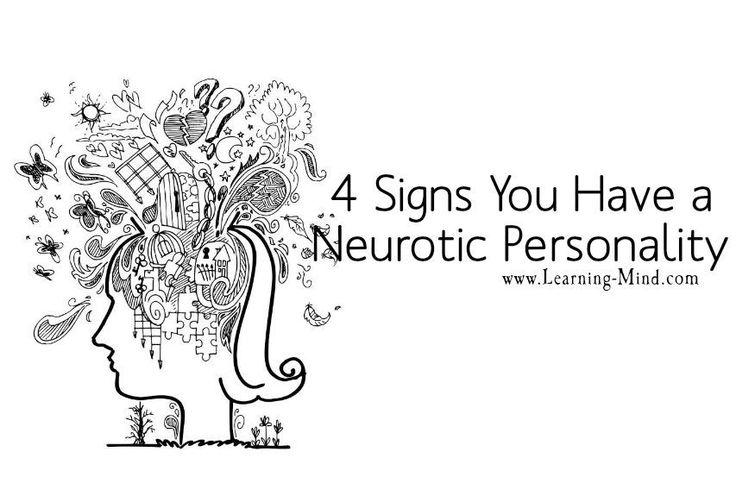 neurotic personality