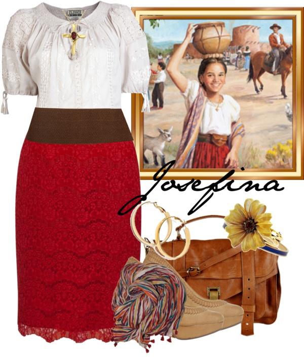 Josefina Birthday Dress: 1000+ Images About Inspired Costumes From American Girl
