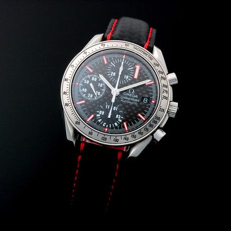 Omega Speedmaster Date Automatic // Limited Edition // 38137 // c. 1990s // Pre-Owned