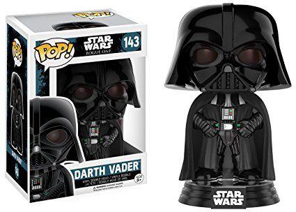 Star Wars - Figura POP Rogue One, Darth Vader (Funko 10463)
