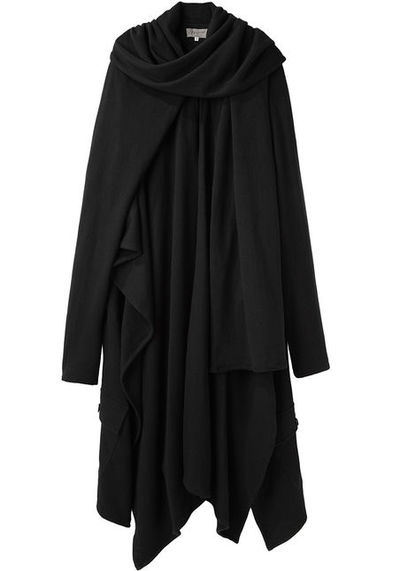 cape cloak...want this in hunter green.
