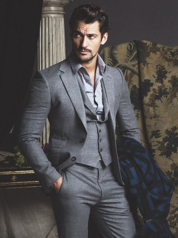 David Gandy by Jumbo Tsui for FHM Collections
