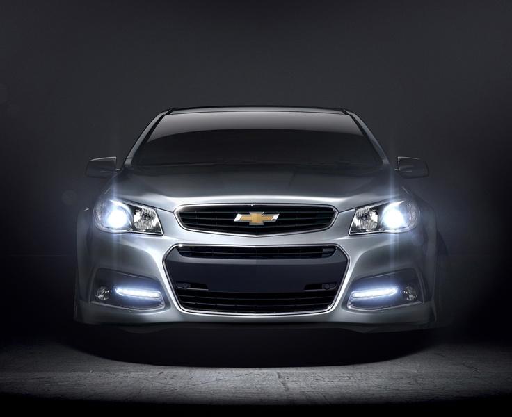 2014 Chevrolet SS.