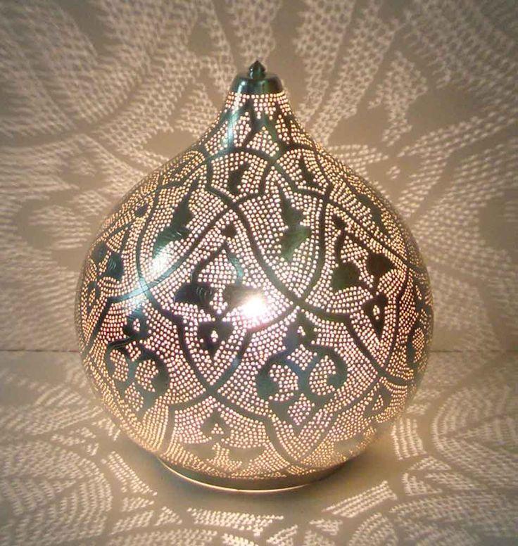 Marrokanische Lampe | Ein Hauch Romantik | Milanari.com