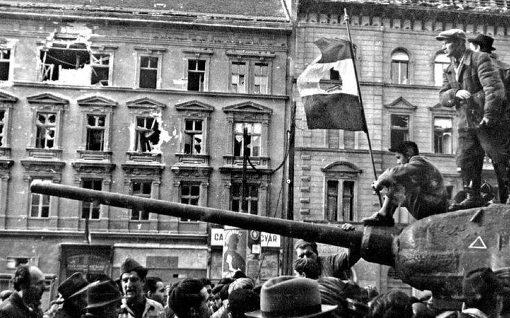 Ουγγαρία 1956, Επανάσταση ενάντια στην κομμουνιστική θηριωδία
