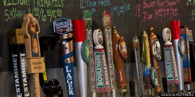 50 top craft breweries