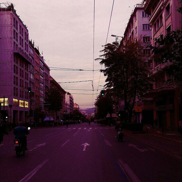 Οι δρόμοι μας