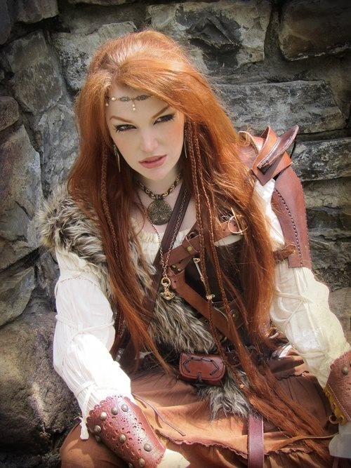"""Inspiration for Germanic witch, Arcona, """"The Strix"""""""