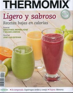 Revista Thermomix nº 67 - Ligero y sabroso