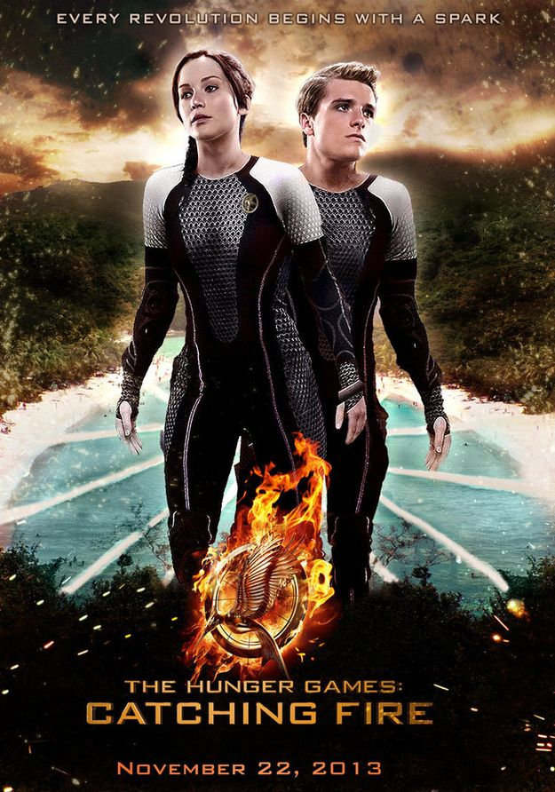 The Hunger Games Catching Fire - Rotten Tomatoes