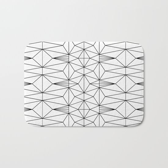 geometry, pattern, triangle, black and white, abstract, scandinavian