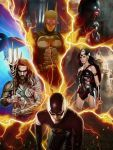 The Flash Point Paradox by SimmonBeresford