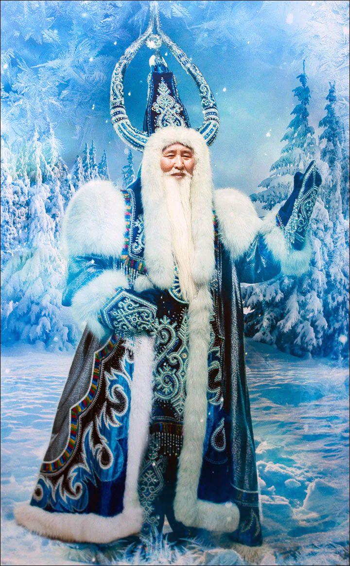 Admire the stunning Siberian collection of fashion designer Avgustina Filippova