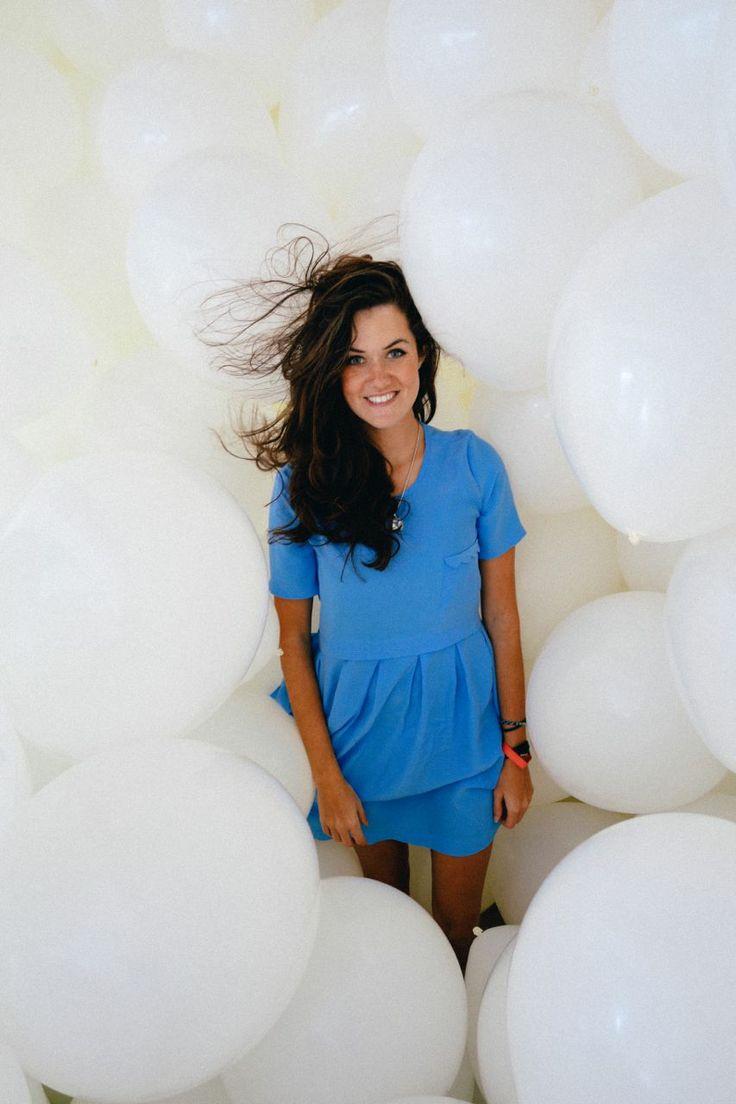 Marina silk dress