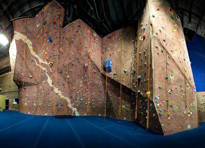 Best Of Jacksonville Climbing Gym