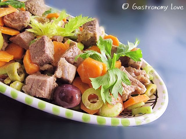 insalata di bollito alla palermitana 4