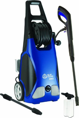We're big proponents of pressure washers in this house. They're an awesome piece of equipment to have because they can be used in a multitude of ways– making cleaning certain things around your home easier to do. It may sound weird, but I find it fun to blast dirt and grime off things. It's therapeutic …