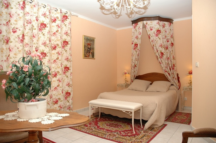 Bed and Breakfast in Saint-Martin-le-Beau close to Montlouis-sur-Loire in Touraine. Its assets ? its wines, its nearness with Tours and Amboise with the Château royal d'Amboise, le château du Clos Lucé and its Leonardo da Vinci park.