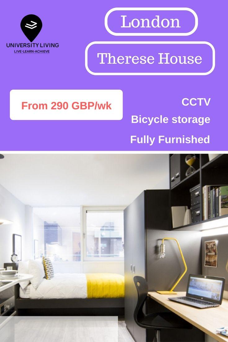 13 best London: International Student Accommodation images on Pinterest