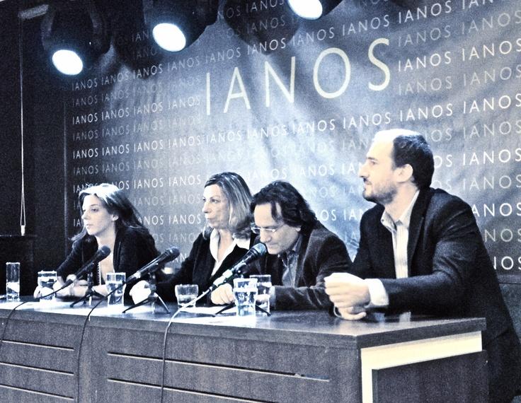 Δευτέρα 3 Δεκεμβρίου 2012, οι εκδότες και η ιστορία τους, στον Ιανό.
