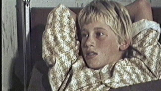 AS an angelic-looking child, Martin Bryant was already displaying the telltale behavioural signs of a future killer. Port Arthur massacre gunman Martin Bryant in hospital aged 12 told a reporter after setting himself alight with fireworks that he would do...