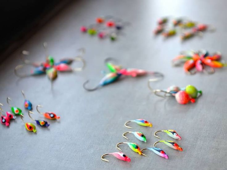 1000 ideas about ice fishing jigs on pinterest fishing for Ice fishing jig kits