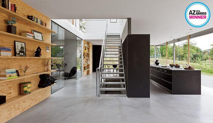 2014 AZ Awards Winner: Best Residential Interior - Azure Magazine