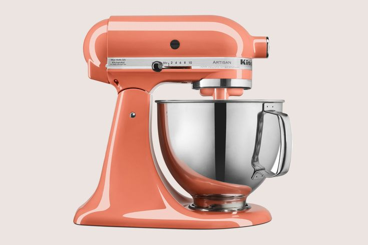 KitchenAid's First Color of the Year Is Here and It's a Tropical Delight
