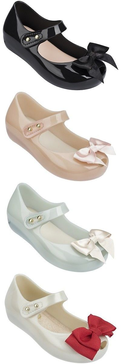 Baby Shoes 147285: Mini Melissa Sweet Mary Jane Girls Baby Kids Release Sale Free Ship -> BUY IT NOW ONLY: $35 on eBay!
