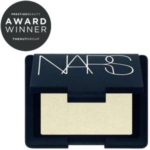 NARS HIGHLIGHTING BLUSH POWDER ALBATROSS **Lovely highlighter; subtle. I use it as a highlighter on my cheeks and eyes (under eye-brow)**