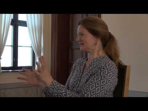 Bach, Leipzig & me: Rachel Podger (+ J.S. Bach, Allemande BWV 1004) - YouTube