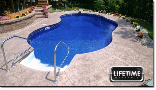 DIY In ground pool - I WANT THIS!