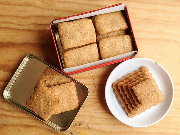 galletas napolitanas que inundan tu casa de canela