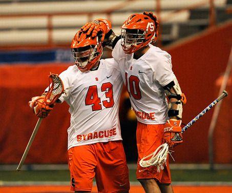 Syracuse University men's lacrosse team's offensive riches grow vs. Siena | syracuse.com